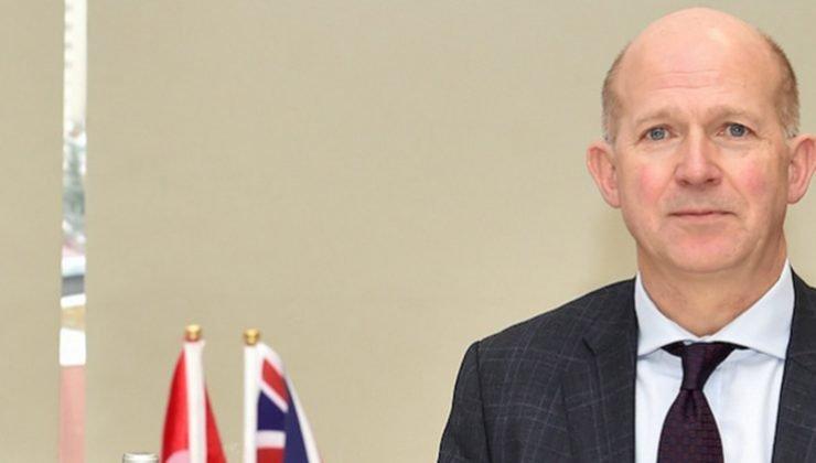 Büyükelçi Chilcott, Türkiye – İngiltere İlişkilerini Değerlendirdi