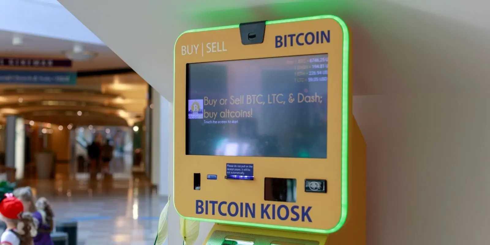 Bitcoin ATM Sayısı 16.000'i Geçti