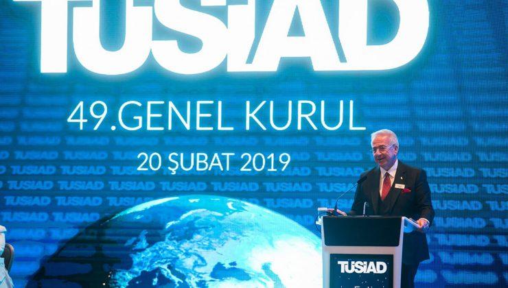 TÜSIAD Olağan Genel Kurul Toplantısı Gerçekleştirdi