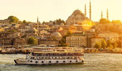 İstanbul'daki Turist Sayısında Yüzde 67.1 Azalma Yaşandı