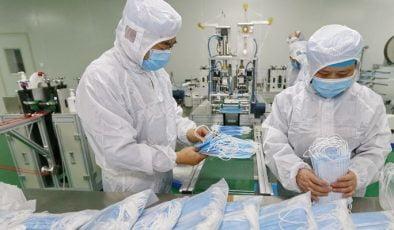 PPE pazarında ihracat rüzgarı esiyor