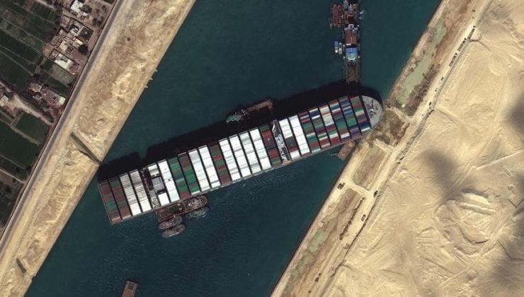 Süveyş Kanalı Olayları Libya'nın Önemini Tekrar Hatırlattı
