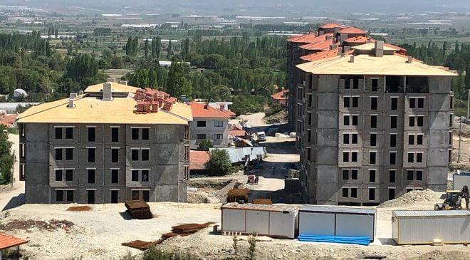Elazığ'da 1564 Ev İhalesi TOKİ Tarafından Gerçekleştirildi