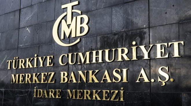 Merkez Bankası Politika Faizini Yüzde 19'a Yükseltti