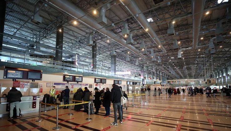 Koronavirüse karşı havalimanlarında yeni dönem başlıyor