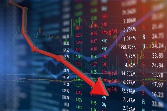 Altcoinler Güzel Başladıkları Haftaya Sert Düşüşle Devam Ediyor