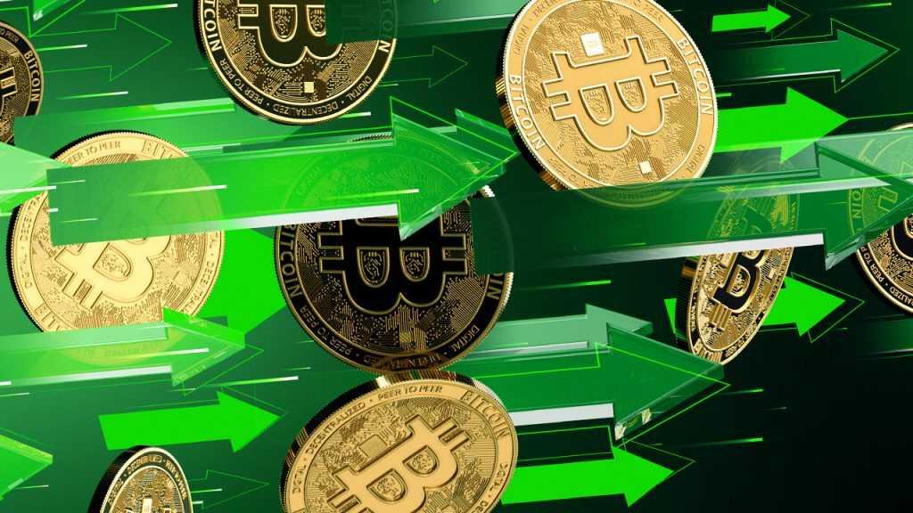 Bitcoin Grafikleri 2013'den Sonra İlk Kez 6 Aydır Yeşil Gösteriyor