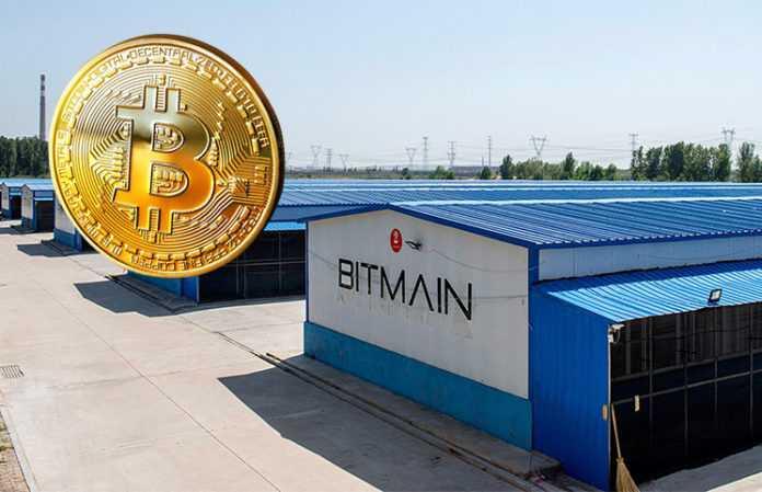 Bitmain Tarafından Riot Blockchain'e 42.000 Adet S19 Antminers Cihazı Satıldı