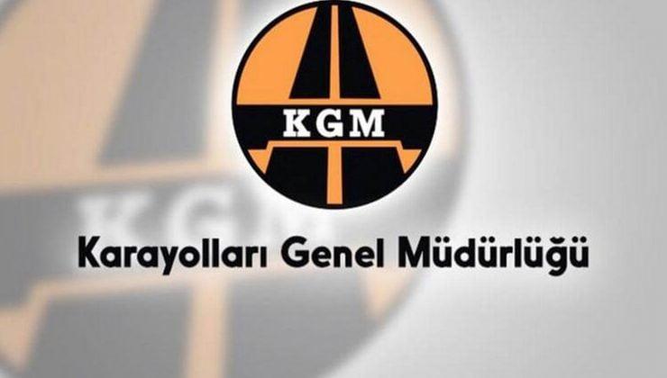Ankara Karayollarında Onarım Çalışmaları