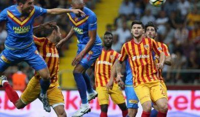 Göztepe – Kayserispor maçı özeti videosu ve golleri izle! Bein Sports yayınladı