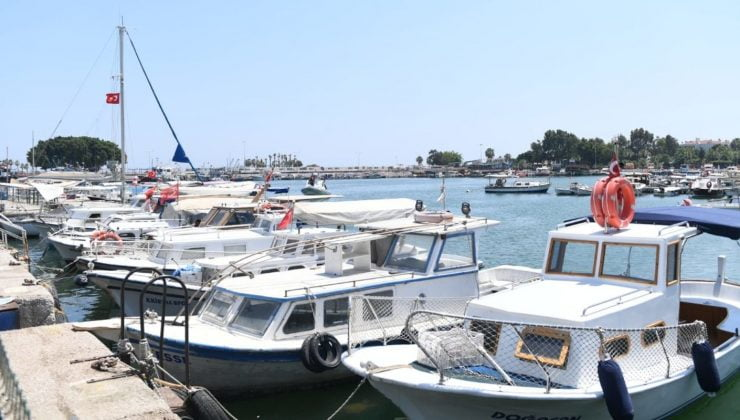 Mersin Marina Projesi İle Değişiyor