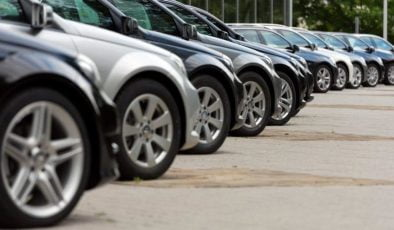 Nisan ayı otomotiv pazarında şok büyüme!
