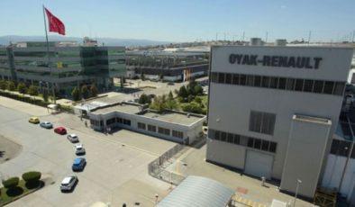 Çalışma Bakanlığı'ndan Oyak Renault'a İş Sağlığı Ödülü