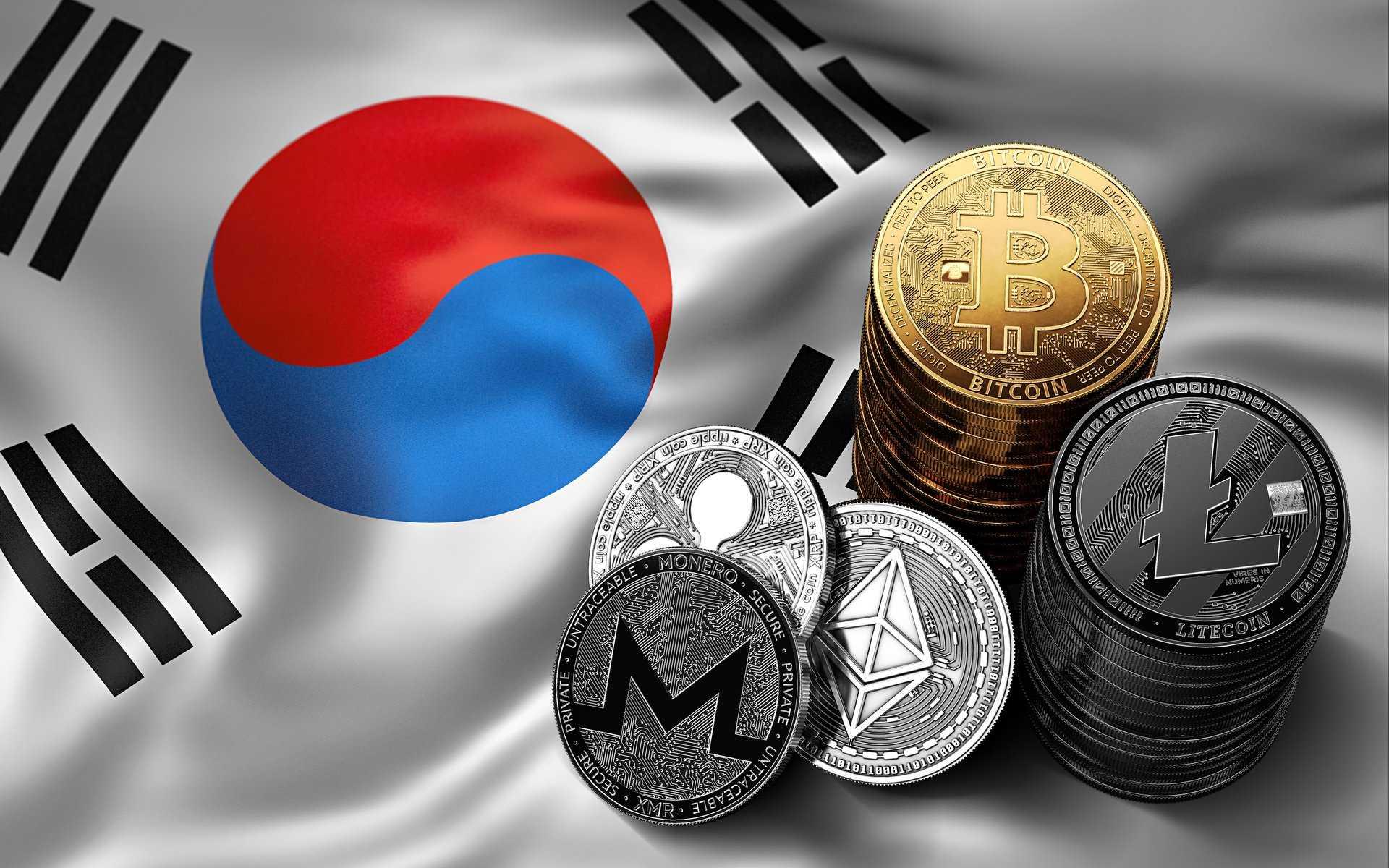 Guney Kore Bitcoin Vergi