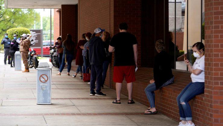 ABD'de İşsizlik Oranı Yüzde 6'ya Yükseldi