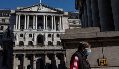 İngiltere Merkez Bankası Faiz Kararlarını Değiştirmeyecek