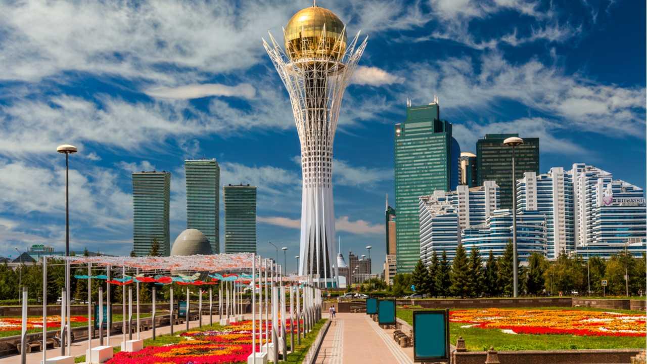 kazakhstan cbdc