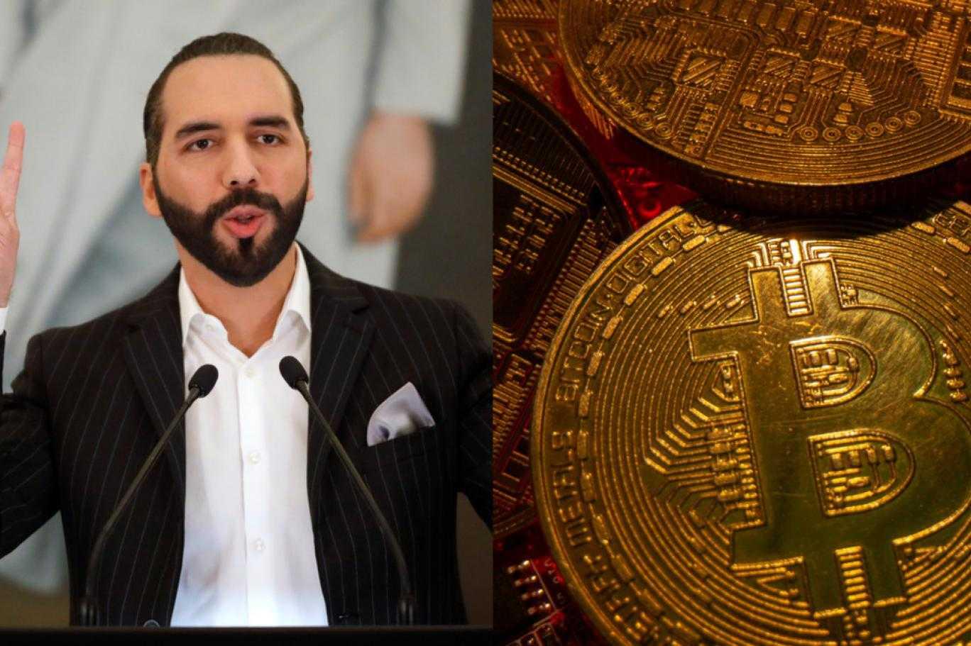 El Salvador Bitcoin 1